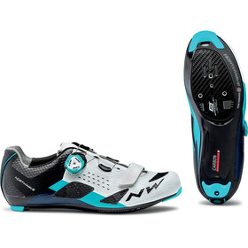 Northwave Storm Carbon Shoes Men white/blue